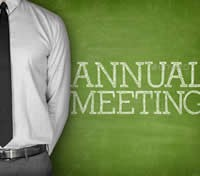Annual General Meeting: Click for info