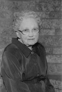Cochrane, Ida Elva