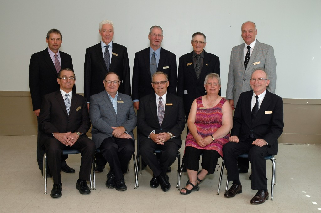 MAHF Board Photo - July 21, 2016